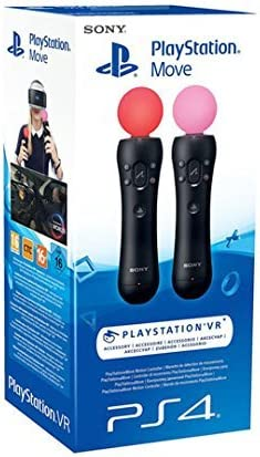 Sony - PlayStation Move Doble Pack (PS4): Sony: Amazon.es: Videojuegos