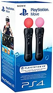 Sony - PlayStation Move Doble Pack (PS4): Sony: Amazon.es: Videojuegos