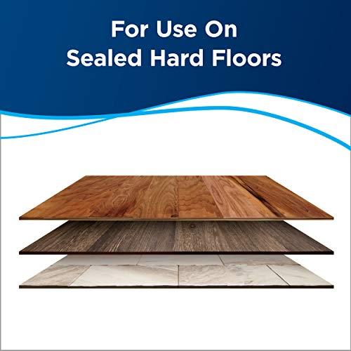 Bissell Crosswave Wood Floor Cleaning Formula, 32 oz. 1929, 32 Fl Oz