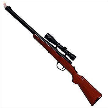 Beautiful RIVERS EDGE HOME DECOR 1 PC BOLT ACTION RIFLE BBQ REFILLABLE LIGHTER