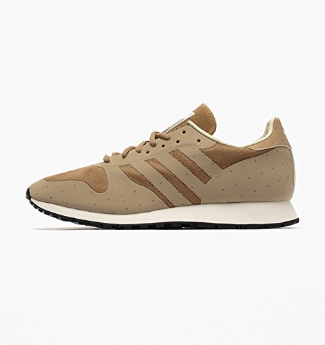 Adidas Originals Center Weld pelle 84-Lab in cartone, colore: marrone, misura: 11,5