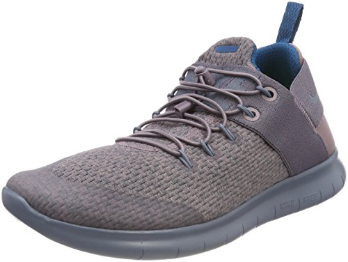 para Gris Mujer Azul W Prem Armory Gris Running Zapatillas de Verde 2017 200 RN Free CMTR Taupe Nike 6zwvqPq