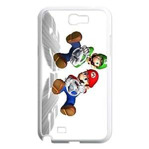 Samsung Galaxy N2 7100 Cell Phone Case White Mario Kart 8 VIU176915