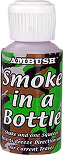 Moccasin Joe Smoke in a Bottle Wind Checker-1.5 oz ()