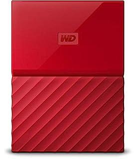 Western Digital 2TB Red My Passport Portable External Hard Drive - USB 3.0 - WDBS4B0020BRD-WESN (B079TZ5T1G) | Amazon price tracker / tracking, Amazon price history charts, Amazon price watches, Amazon price drop alerts