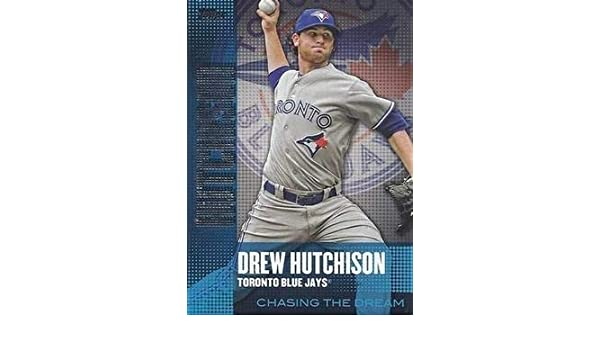 2013 Topps Chasing the Dream #CD-13 Drew Hutchison Blue Jays Baseball Card NM-MT