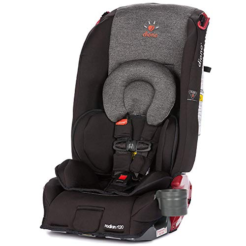 Diono Radian R120 All-In-One Convertible Car Seat, Essex