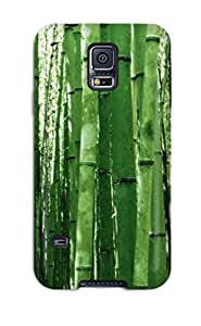 Anne C. Flores's Shop 2715299K45384174 Galaxy S5 Hard Back With Bumper Silicone Gel Tpu Case Cover Bamboo