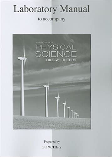 Physical science by tillery 9th edition | ebay.