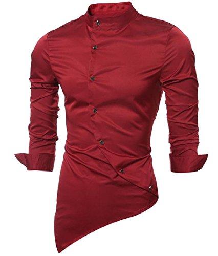 Charmeuse Big Shirt - 7