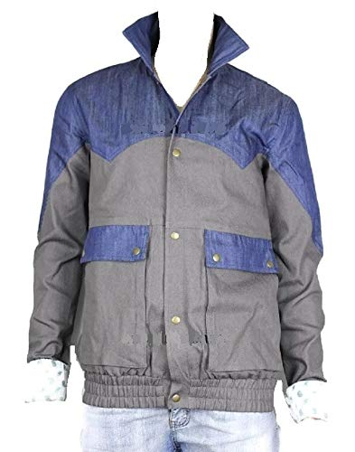 Marty McFly Denim Jacket Back to The Future