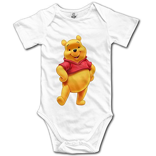 The Pooh Bear Unisex Short Sleeve Pack Bodysuits For, used for sale  Delivered anywhere in USA