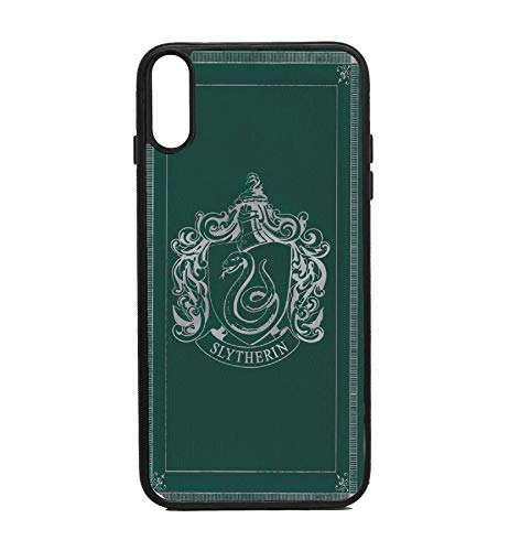 more photos 76978 4b55a Phone Case Harry Potter Slytherin for iPhone X
