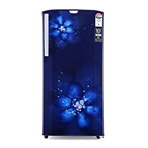 Godrej 192 L 4 Star Inverter Direct-Cool Single Door Refrigerator with Turbo Cooling Technology(RD EDGENEO 207D 43 THI…