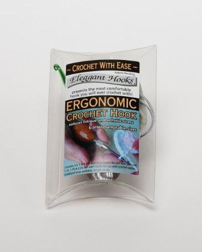 Eleggant Ergonomic Crochet Hook Set by Eleggant (Image #2)
