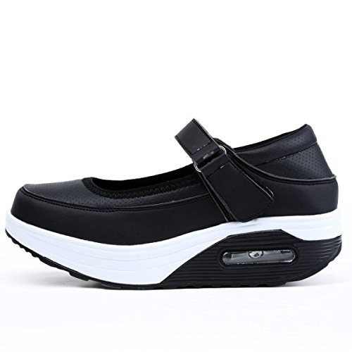 Shoes Shoes GRRONG Sports Women's Black Low qfwAv0H
