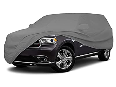 CarsCover Custom Fit 2011-2017 Dodge Durango SUV Car Cover Xtrashield