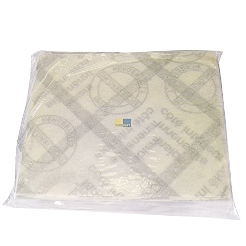 Fettfiltermatte Filter Dunstabzugshaube 585x500m Bosch/Siemens 00452151 BSH Bosch Siemens Hausgeräte