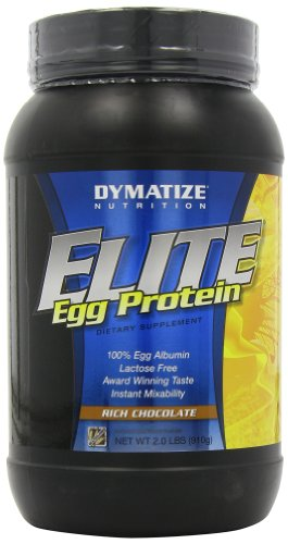 Protéines Dymatize Nutrition Elite Egg, Rich Chocolate, 2,0-Pound