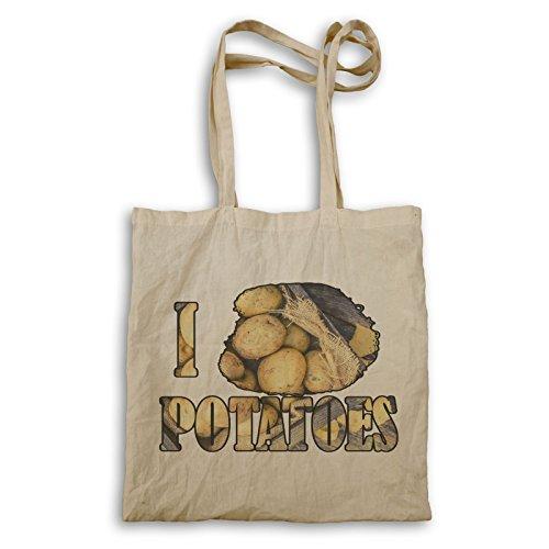 Amo La Patata Divertente Delle Patate Patata S138r