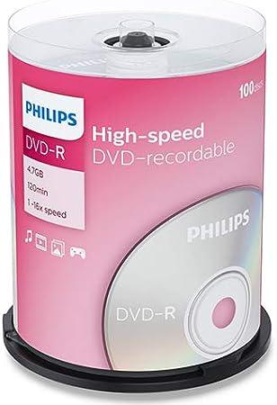 Philips Dvd R Rohlinge Computer Zubehör