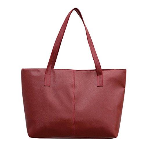 Handbag Red Violet pour Main s Sac Femme à showsing gqv1dw8g