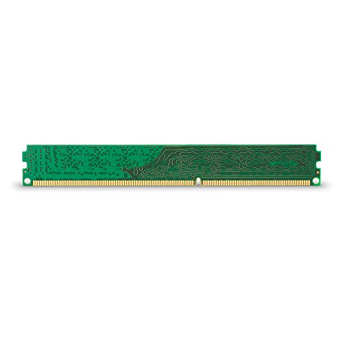 Kingston Technology 4GB 1333 MHz 240-Pin DDR3 SDRAM Memory Module (KVR13N9S8/4) by Kingston Technology (Image #1)'