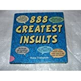 888 Grestest Insults, Henny Youngman, 0517101890