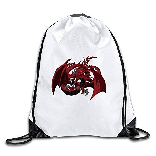 (Yu-Gi-Oh! Sports Drawstring Backpack For Men & Women)