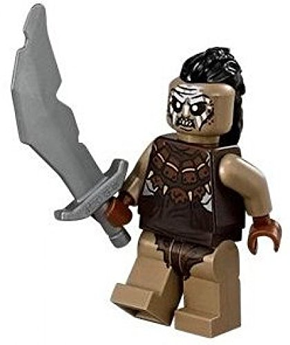 Lego Hunter Orc Minifigure with Sword (79016) The Hobbit