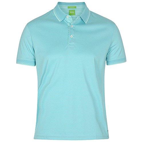 Hugo Boss Herren Poloshirt grün grün