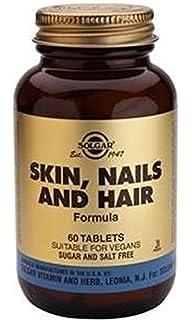 Pelo, Piel y Uñas (Hair, Skin and Nails) 60 comprimidos de Solgar
