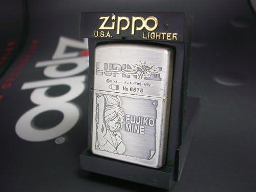 zippo(ジッポー) ルパン三世 峰 不二子 2000年製造