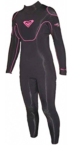 8c5a200d43 Quiksilver ROXY Cell 4 3mm Hyperstretch Steamer Wetsuit FLURO PINK ...