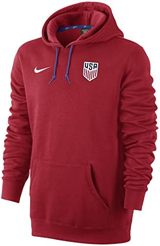 Nike USA Core Hoody UNIVERSITY RED product image