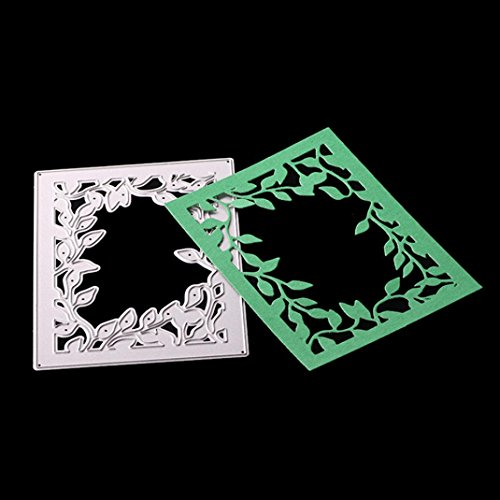 2018 Newest Metal Die Cutting Dies Handmade Stencils Template Embossing for Card Scrapbooking Craft Paper Decor From E-SCENERY (C)