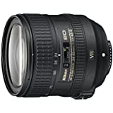 Nikon AF-S NIKKOR 24-85mm f/3.5-4.5G ED VR Lens for Nikon DSLR Cameras (Certified Refurbished)