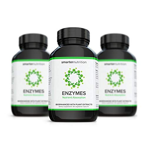 Smarter Nutrition Enzymes Absorption Multi Digestive