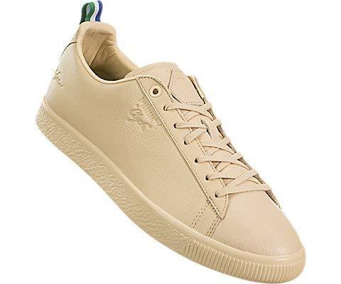 - PUMA Men's Clyde Big Sean Natural Vachetta Ankle-High Leather Fashion Sneaker - 9.5M