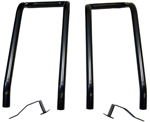 (WARN 69685 Trans4mer Brush Guard - Black)