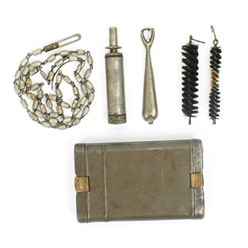Used, Original German WWII 98k K98k Rifle Cleaning Kit Deluxe- for sale  Delivered anywhere in USA