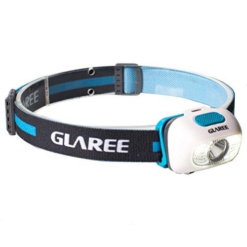 Headlamp Flashlight USB Rechargeable 210 Lumens White Cre...