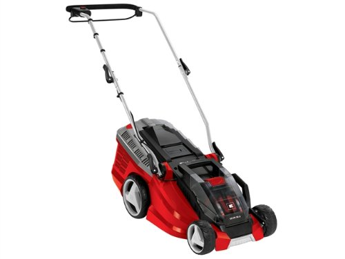 GE-CM 36LI Power X-Change Cordless Lawnmower 36cm 36 Volt 2 x 18V 3.0Ah Li-Ion by Einhell