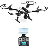 Goolsky SY X33C-1 2.4G 4CH 6-axis Gyro 2.0MP Camera Wifi FPV Folding Drone Altitude Hold G-sensor RC Quadcopter