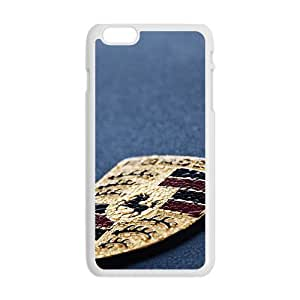 LINGH Porsche sign fashion cell phone case for iphone 5 5s