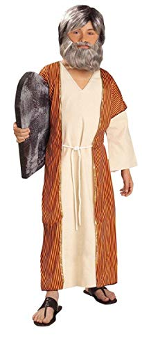 Forum Novelties Biblical Times Moses Costume, Child Small -