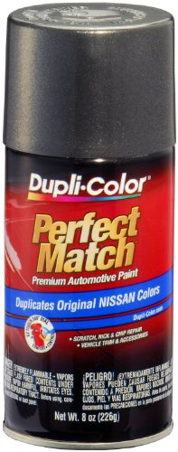 Dupli-Color EBNS06020 Smoke Metallic Nissan Perfect Match Automotive Paint - 8 oz. Aerosol
