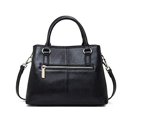 Almacenamiento Bags Crossbody Bag de Diagonal atmsfera la Negro Las seoras Bolso de Femenino la Totes Viajero Hobo Xuanbao Casual Las de Simple Hombro seoras de del Femenino Mano del de Shoulder dpadFC