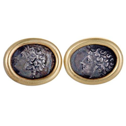 Bvlgari Monete 18K Yellow Gold