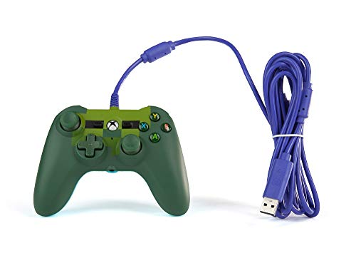 PowerA Mini Wired Controller for Xbox One - Minecraft Zombie - Xbox One (Limited Edition) 5